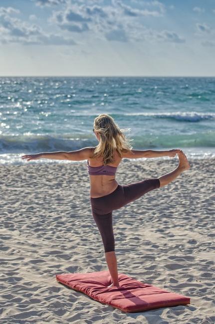 Realizar ejercicios al aire libre es muy gratificante