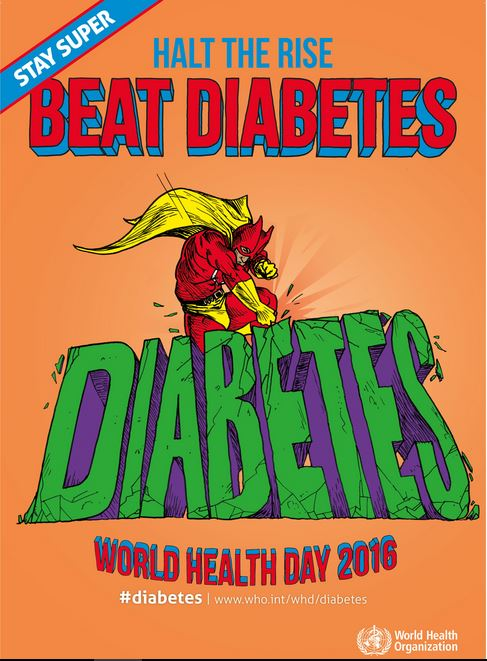 worls health day #diabetes