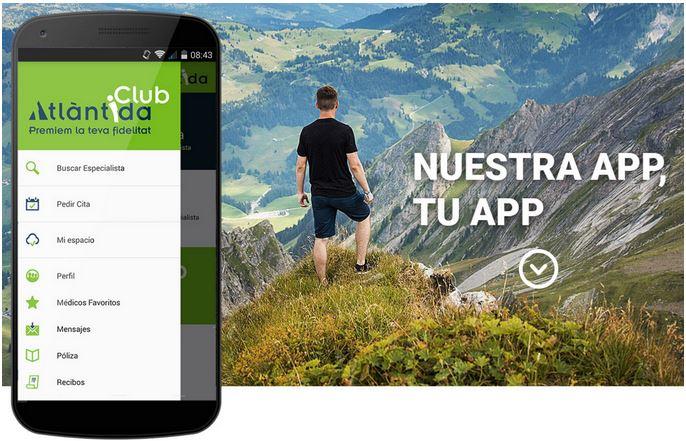 App Club Atlàntida