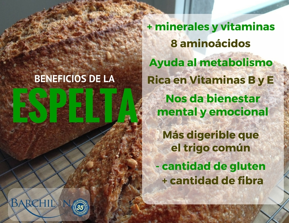 beneficios espelta